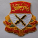 15th Cavalry Regiment Patch