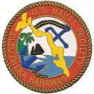 Naval Facility Eleuthera Bahamas Patch