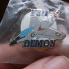 F3H DEMON PLANE PIN