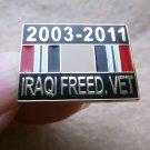 IRAQI FREEDOM VET 2003-2011 RIBBON