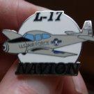 L-17 NAVION PLANE PIN
