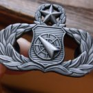 MASTER WEAPONS CONTROL  BADGE US AIR FORCE