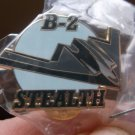 B-2 STEALTH BOMBER PLANE PIN