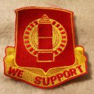 34th Field Artillery Battalion Patch