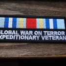 GLOBAL WAR ON TERROR EXPEDITIONARY VETERAN PATCH
