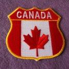 CANADA FLAG SHIELD PATCH