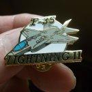 F-35 LIGHTNING II PLANE PIN