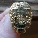 KENTUCKY STATE POLICE MINI BADGE