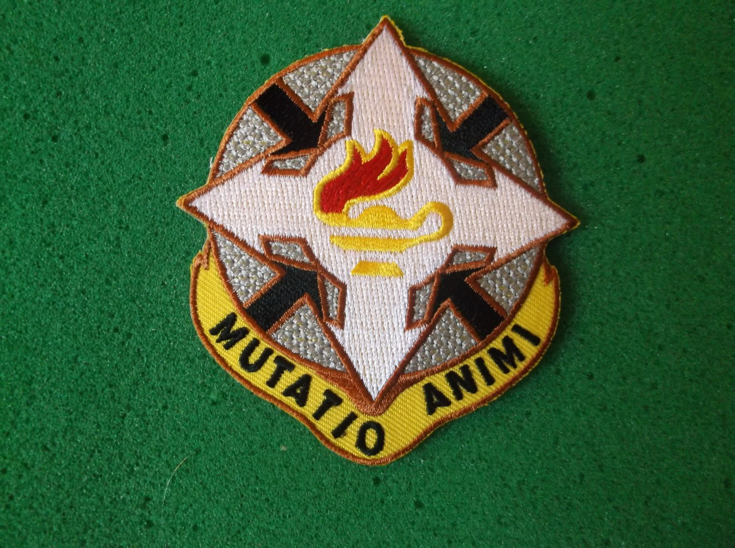 12TH PSYCHOLOGICAL OPERATIONS BATTALION PATCH