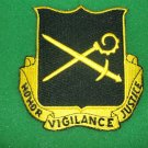 385TH MILITARY POLICE BATTALLION PATCH