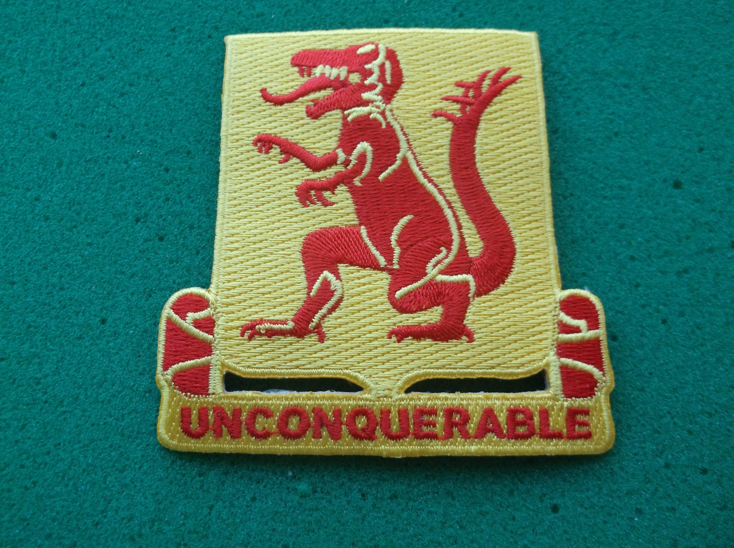 816TH TANK DESTROYER BATTALION PATCH