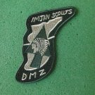 IMJIN SCOUTS DMZ PATCH SUBDUED