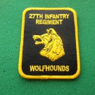 27TH INFANTRY REGIMENT PATCH