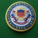 CAPE MAY TRAINING CENTER USCG PATCH