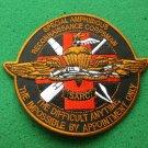 Special Amphibious Reconniaissance Corpsman Patch SARC
