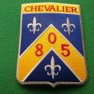 USS Chevalier DD-805 Ship Patch - Version B