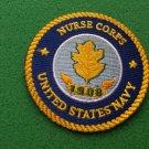 Navy Nurse Corps Patch