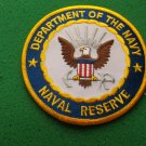 Naval Reserve Patch