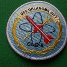 USS Oklahoma City CLG-5 Ship Patch