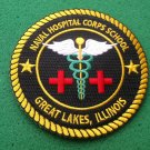 Great Lakes Illinois Naval Hospital Corps School Patch