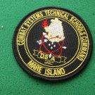 CSTSC Mare Island Patch