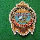 Naval Station Treasure Island California Patch