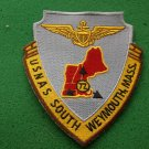 Naval Air Station South Weymouth Massachusetts Patch