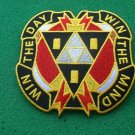 9th Psychological Operations Battalion Patch