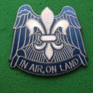 82nd Airborne Division Patch HQ Headquarters