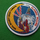 CLASSIC WIZARD NAVAL SECURITY GROUP COMMAND PATCH