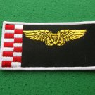 VF-211 CHECKMATES PILOT NAME TAG PATCH
