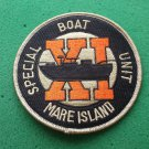 SPECIAL BOAT UNIT 11 MARE ISLAND PATCH