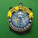 USS Sterett CG31 Ship Patch