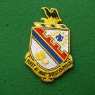 161st Cavalry Regiment Patch