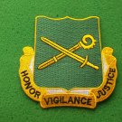 385th Military Police Battalion Patch Green Version
