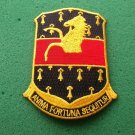309th Cavalry Regiment Patch
