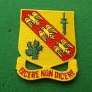 107th Armored Cavalry Regiment Patch