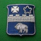 17th Infantry Regiment Patch