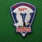 188th Airborne Infantry Regiment Patch