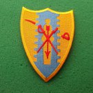 4th Cavalry Regiment Patch