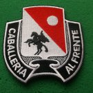 192nd Cavalry Regiment Patch