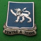 68TH ARMORED REGIMENT DUI PATCH