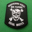 160th Special Operations Aviation Regiment Patch Ghostriders