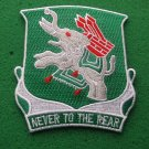 42ND TANK BATTALION PATCH