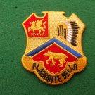 83RD FIELD ARTILLERY REGIMENT PATCH