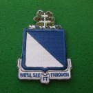 367th Infantry Regiment Patch
