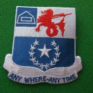 57th Infantry Regiment Patch