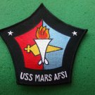 USS MARS ASF-1 SHIP PATCH