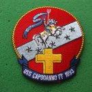 USS CAPODANNO FF-1093 SHIP PATCH
