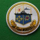 USS WORDEN CG-18 SHIP PATCH